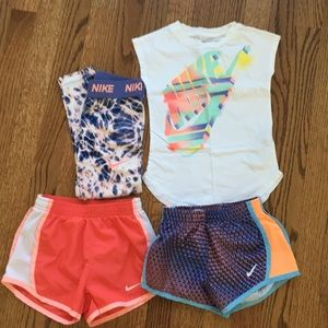 Nike Toddler Girls Bundle (Sz 4)